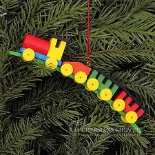 Bunt Baumschmuck Eisenbahn Weihnachtsbaumschmuck Online Shop