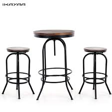 Industrial Pub Table Sets Online Get Cheap Breakfast Bar Table Aliexpresscom Alibaba Group