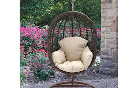 outdoor wicker swing chair large size of with trendy home design dual sitting outdoor wicker swing