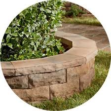 garden edging stone. Planning For A Block Retaining Wall Garden Edging Stone N