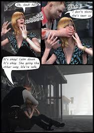 TheWiking2000 That Girl Next Door vol 1 2 3D porn comic.