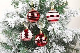 Die 12 Besten Roten Christbaumkugeln In 2018 Die Man Haben Muß