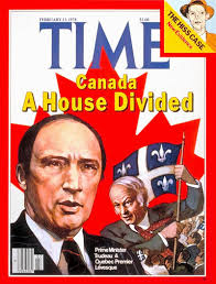TIME Magazine Cover: Canada's Trudeau and Levesque - Feb. 13, 1978 - Canada
