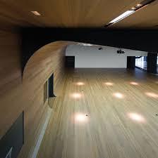 engineered wood flooring floating eucalyptus smooth idom headquarters bilbao