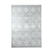 white rug with black diamonds vintage geometric diamonds garden border grey area rug white area rug
