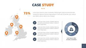 Client Case Study Template Free Powerpoint Template