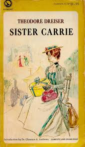 sister carrie by theodore dreiser old booksvine