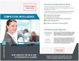 Career Resources For Lis Mlis Programs