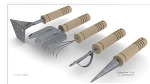 Small Picture Designer Garden Tools Garden Design Ideas