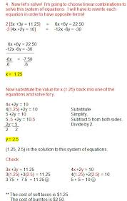 solving systems of linear equations worksheet new system equations word problems worksheet collection