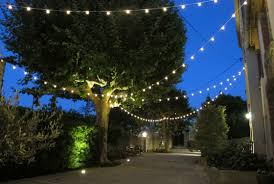 outdoor lighting ideas. Garden Festoon Lights Outdoor Lighting Ideas A