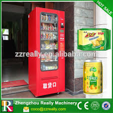 Vending Machine Snack Suppliers Interesting Alibaba China Supplier Drink Snack Coin Operated Drink Hot Cold