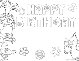 Trolls Coloring Pages Futurama Me Best Colouring Page For Your Child