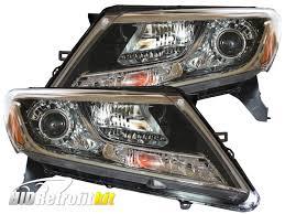 2013 2014 2015 2016 2017 Nissan Pathfinder Custom Headlights