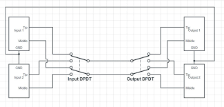curiously small audio switch steps picture of dual switch circuit png