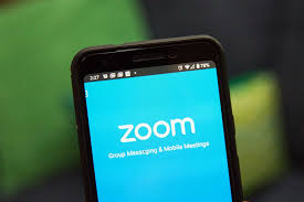 The wallpaper is chosen from a selection of still images. How To Change Your Zoom Background Just Like Everyone Else Cnet