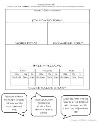 Comparing Numbers Worksheets Grade Place Value Worksheet