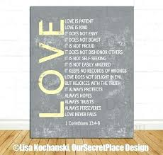 love is patient wall art kind important dates sign custom wedding personalized gift scripture bible verse on bible verses about love wall art with love is patient wall art kind important dates sign custom wedding