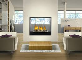 fireplace without chimney how to vent a gas fireplace without a chimney modern gas fireplace insert