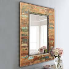 wood mirror frame. Wooden Mirror Frame 36\ Wood E