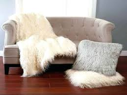 brown faux fur rug faux sheepskin rug for floor decor ideas faux sheepskin rug from brown