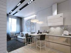 apartments design. Rather Than Take Up Precious Inches With A Separate Dining Area, This Design Uses Small Breakfast Bar That Doubles As Kitchen Prep Area. Apartments