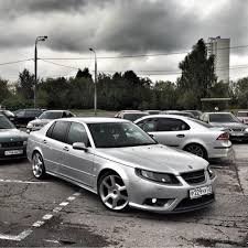 SAAB 95X! Stunning 9-5 / 9-3 combo #lol #coolconcept #cleanlook ...
