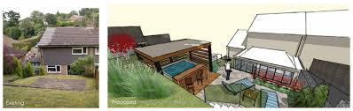 Small Picture Garden Design Surrey Rumbold Ayers