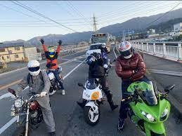 コロナ バイク ツーリング