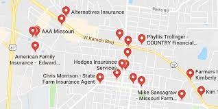 Throughout the remainder of 1990s and through the millennium, additional locations were opened in order to service north and west st louis, saint charles and jefferson counties. Cheap Car Insurance Farmington Mo