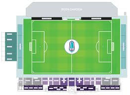 Westhills Stadium Seating Chart Hi Rez View Of Seating Plan For Westhills Stadium Pacific