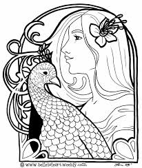 Small Picture 3d Fine Art Coloring Coloring Pages