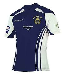 details about royal navy royal marines embroidered kooga rugby shirt s