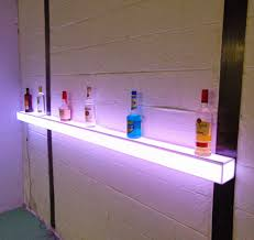 living room light up floating wall shelves ambience shelf in kitchen ideas lights with led lewis hyman denver under cabinet desk lighting strip bulbs