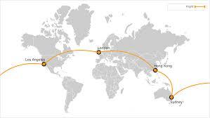 around the world tickets trailfinders