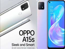 Oppo A15s Design And Specifications ...