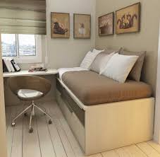 Small White Bedroom Chair Stunning Picture Of Cream Bedroom Decoration Ideas Brown Cream