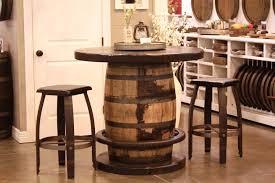 whiskey barrel pub