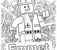 Lego Movie Coloring Pages 20 Free Printable The Lego Movie Coloring