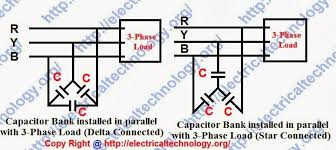 power factor improvement methods p f correction methods power factor improvement methods their advantages and disadvantages power factor improvement in single phase and three phase star delta connection