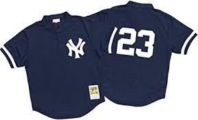 New York Batting Jersey Practice Yankees