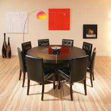 round black dining table set large round black oak dining set round dining tables for 8