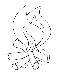 Small Picture Elegant Fire Coloring Pages 79 For Picture Coloring Page with Fire