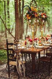 57 Fall Wedding Aisle Decor Ideas  HappyWeddcomBackyard Fall Wedding