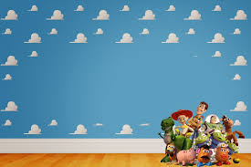 Toy Story Clouds Template Toy Story 3 Free Printable Invitations Oh My Fiesta In English