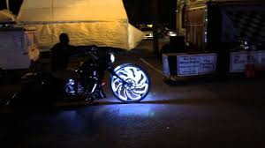 Power Puc Wheel Light Kits Motorcycle Wheel Lights Led Neon Lights For Motorcycles