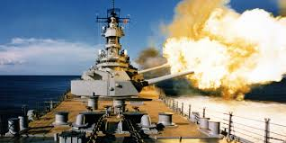 These Cannons Were the Last Guns Fired From a US Battleship in War