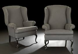 modern furniture pinterest. Simple Modern Grey Wingback Chairs With Modern Legs Sitting Room Pinterest Gray Wing Chair And Modern Furniture Pinterest X