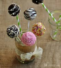Easy Gluten Free Cake Pops Moist And Yummy W Gfjules 1 Rated Flour