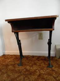 antique chandler school desk small child size to expand